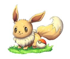 Eevee - Pokemon