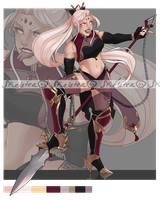 [Adopts] Fighter || USD/AUC | Closed by skele-tea