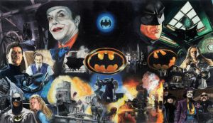 Batman the Movie 1989 by theGuid211