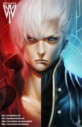 sons of sparda by wizyakuza