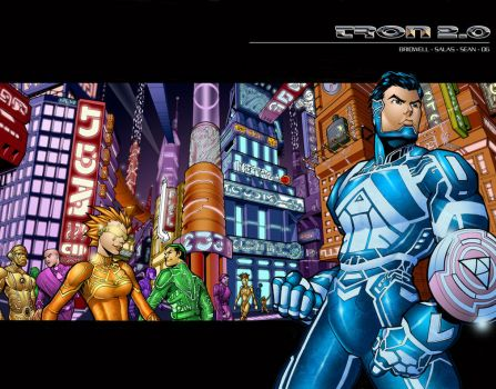 Tron 2.0_color by macuy19