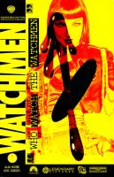Watchmen The Movie Poster I by wtfan