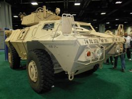 Textron M1117 Armored Car by rlkitterman