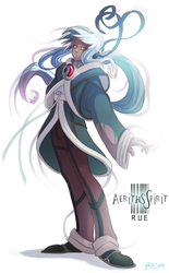 AerithsSpirit's Commission by Channel-Square