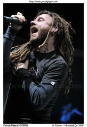 In Flames - Montreal - 2008 by MrSyn