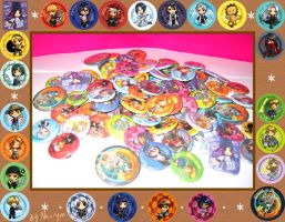 Button Mania by Nacrym