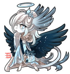#1027 Blessed Magical Mythiflora Hybrid-Terratears by griffsnuff