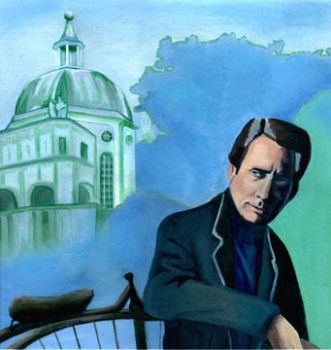 Patrick McGoohan - The Prisone by lisamperkins