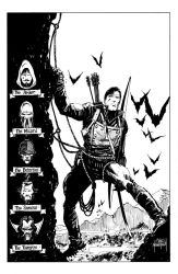 Five Ghosts #13 by Mooneyham