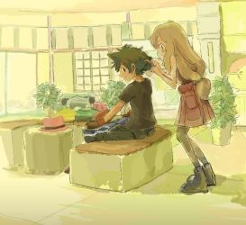 Amourshipping by Mxgoon44