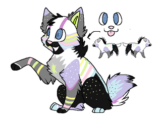 Puppy adopt OPEN by Itsi-Pew
