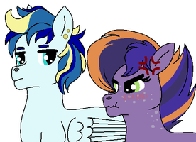 OTNG - Foalsitter by Forest-Witch-Crimson
