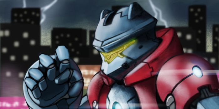 Pacific Rim was awesome by EonRoxas
