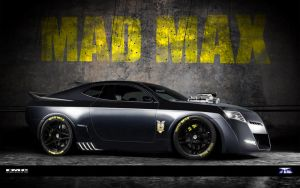 Mad Max V8 by phareck