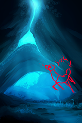 Submerged-Esk Ych OPEN by Red-Draws