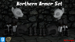 (DL)(SFM)(GMOD) Northern Armor Set by Dracagon