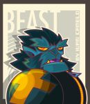 Beast by vancamelot