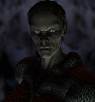 The Half-Orc by Chaos2112