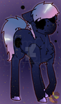 (Point Commission) Dark Abyss by StormClawPonyRises