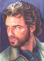 Aidan Turner Mortal Instruments 2 by SarahSilva