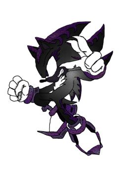 Shadow's shadow form the darker version  by NTSans