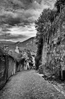 Down to the old Annecy by arnaudperret