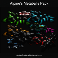 Alpine's Metaballs Pack by AlpineGraphics