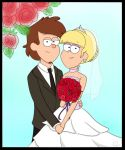 Just Married -Wedding Photo by TurquoiseGirl35