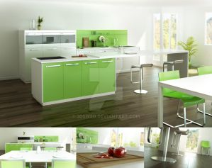 pyram kitchen