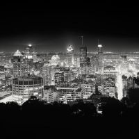 Montreal Lights by xMEGALOPOLISx