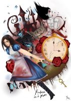 Alice Madness Return by toxicwarning