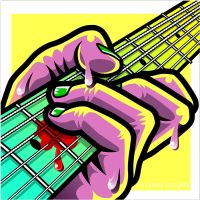Rock n Roll is a Viscous Game by DerekL