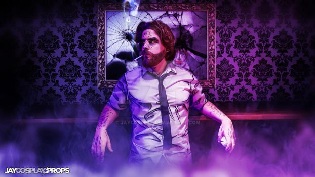 Bigby Wolf / The Wolf Among Us (Cosplay) - 01 by JayCosplay