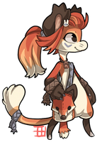 020 - Red Fox by TheKingdomOfGriffia