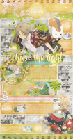 [MAL Layout] Chase the Light by Shino-P