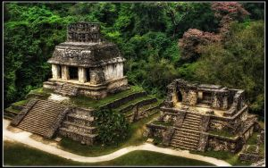 Palenque by Riot23