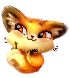 Loona The Fox by MeLoDyClerenes