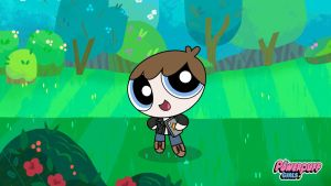 Me unarmored PPG style. by TheIronDude28