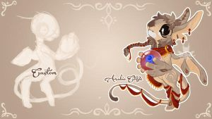 Bratling -Custom and Arabic Coffee- [closed] by llEttell