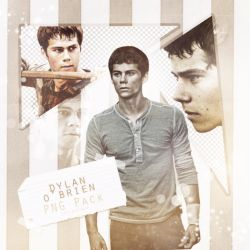 Dylan O'Brien PNG Pack by leylazeynep