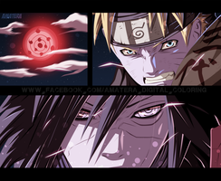 Naruto 646 Color By Amatera by Amaterra