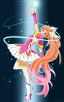Luminous Zephyr ribbon by Betachan