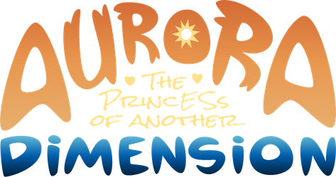 Aurora: The Princess of Another Dimension - LOGO by jgss0109