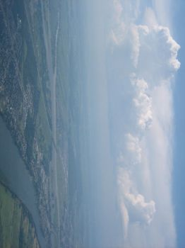 Quebec from the skies by DavZ