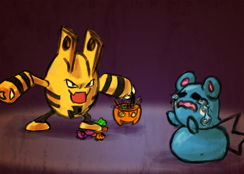 October Challenge Day 5 by AnimeMan90