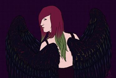 Color  Angel by Waldratte