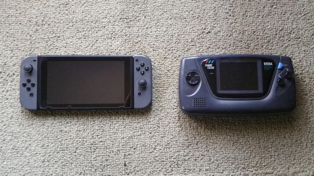 Handheld Systems: Then and Now by No1much