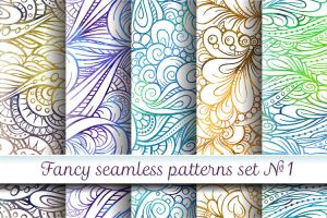 Fancy patterns 1 by Hardia-999