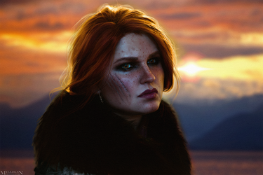 The Witcher - Cerys an Craite by MilliganVick