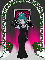 Charity Ball Nixie by LunaBell